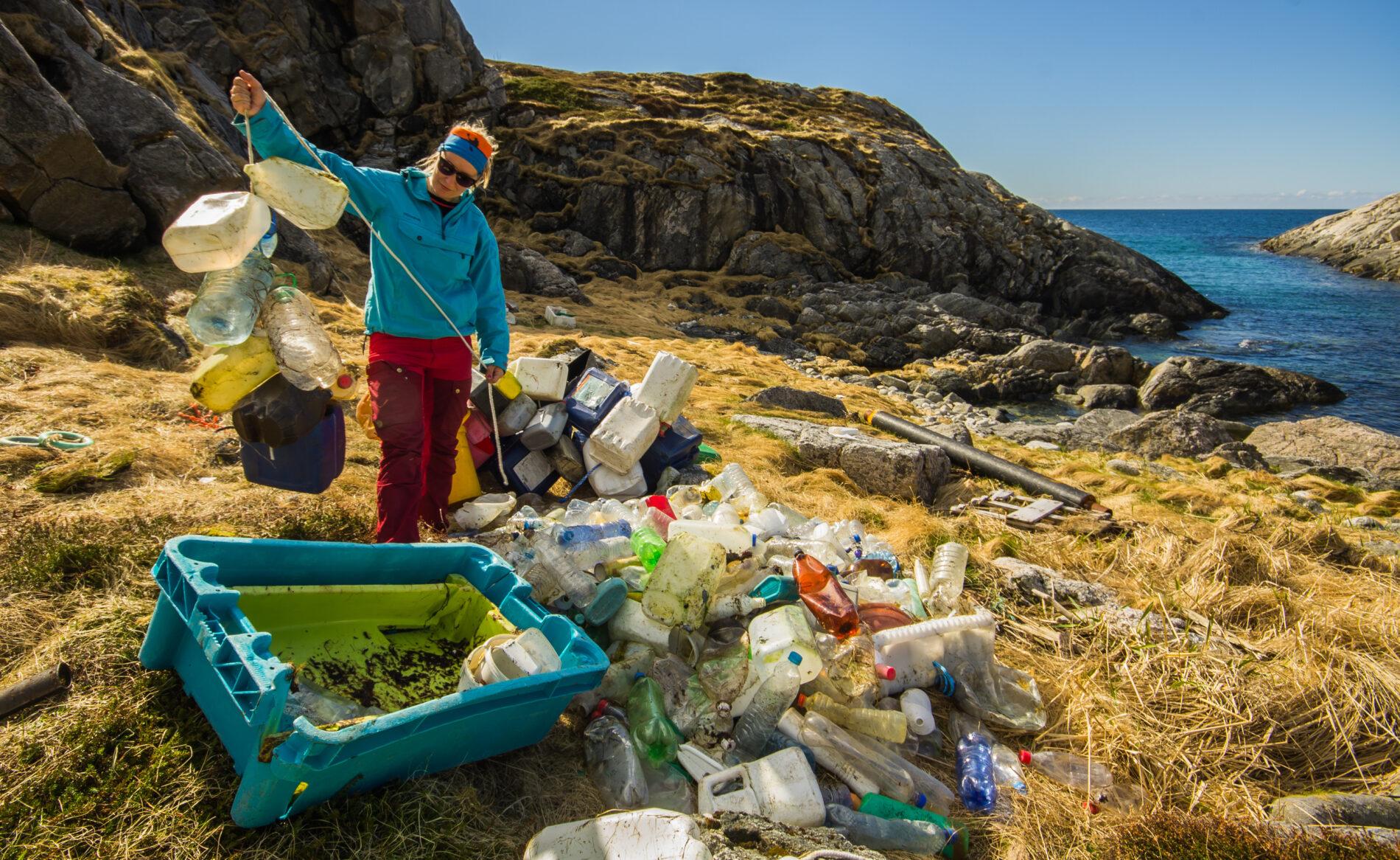 Plastsøppelifjæra Bo Eide