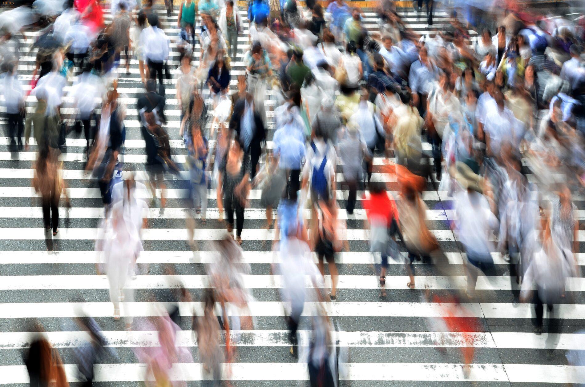 Pedestrians-400811Osaka