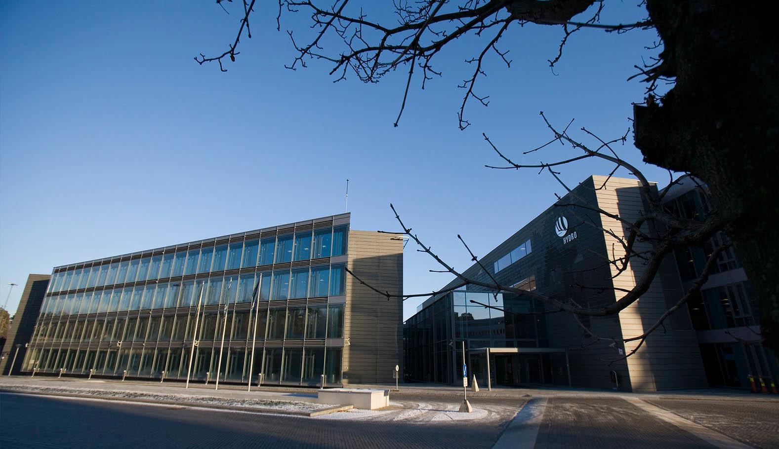 Norsk-hydro-hovedkontor